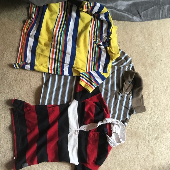 Chaps Other - 3 polo style shirts